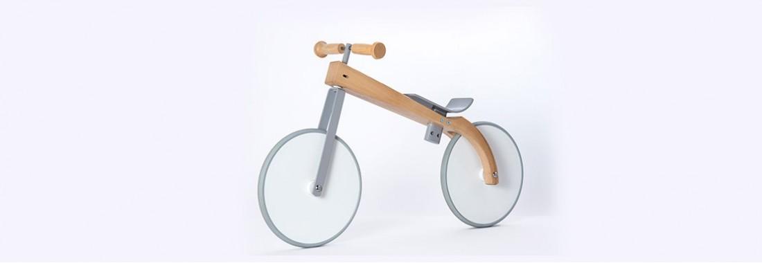 Bicicletas, balancines